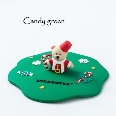 1 candy green