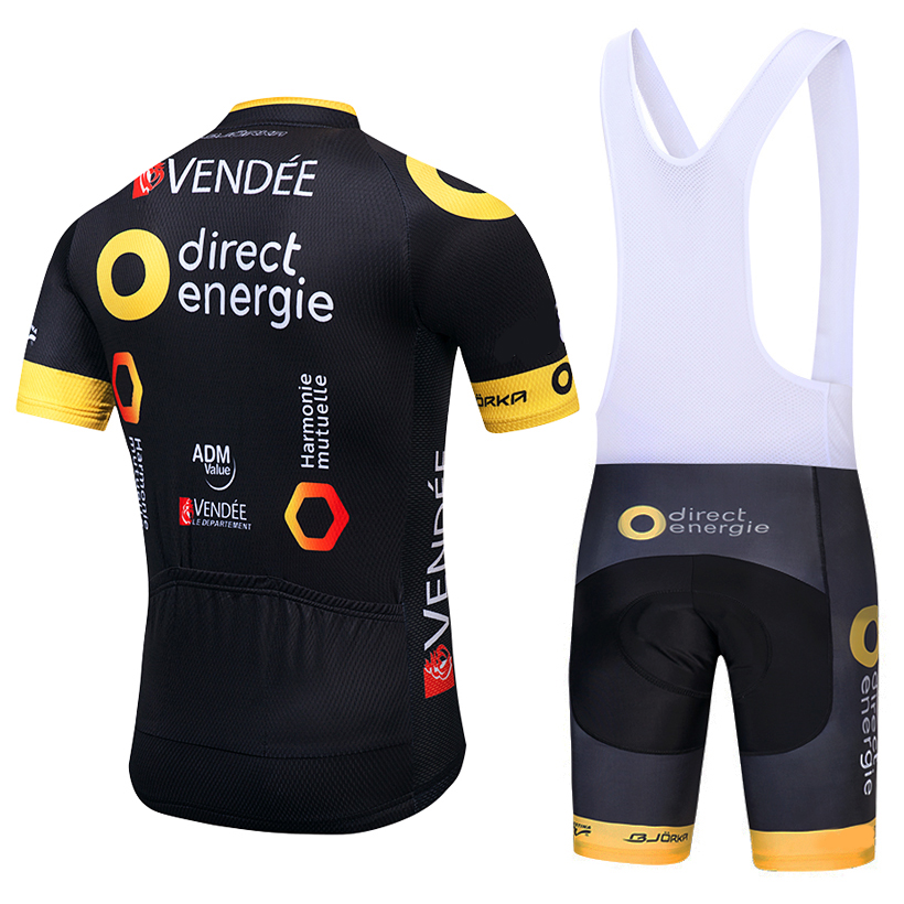 cb8058188 2019 TEAM Energy Cycling Clothing Bike jersey 9D Pads Mens Ropa Ciclismo  Bicycle summer TOPS pro Cycling Jerseys gel bike shorts-in Cycling Sets  from Sports ...