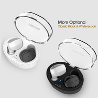 DACOM S030 True Wireless Stereo Earbuds TWS Bluetooth Earphone Hands Free Earpiece With Mic Charger Dock