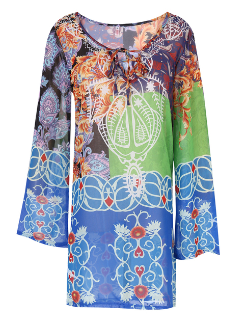 Beach Cover-Up Dress Mawgie