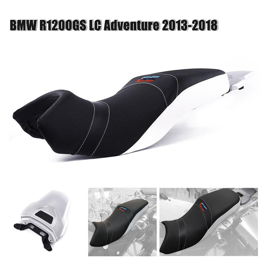 Seat Cover For BMW R1200GS ADV 82CM Lower Driver Rider Passenger Seat Dual Sport Cowling R 1200GS 2018 2017 2016 2015 2014 2013 image
