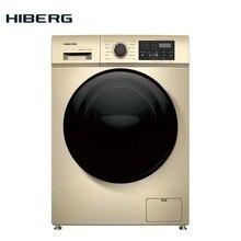 Стиральная машина HIBERG WQ4- 712 G, 7 кг загрузки, 1200 оборотов при отжиме, 12 программ стирки, Класс А+, расход воды 52 л. на цикл