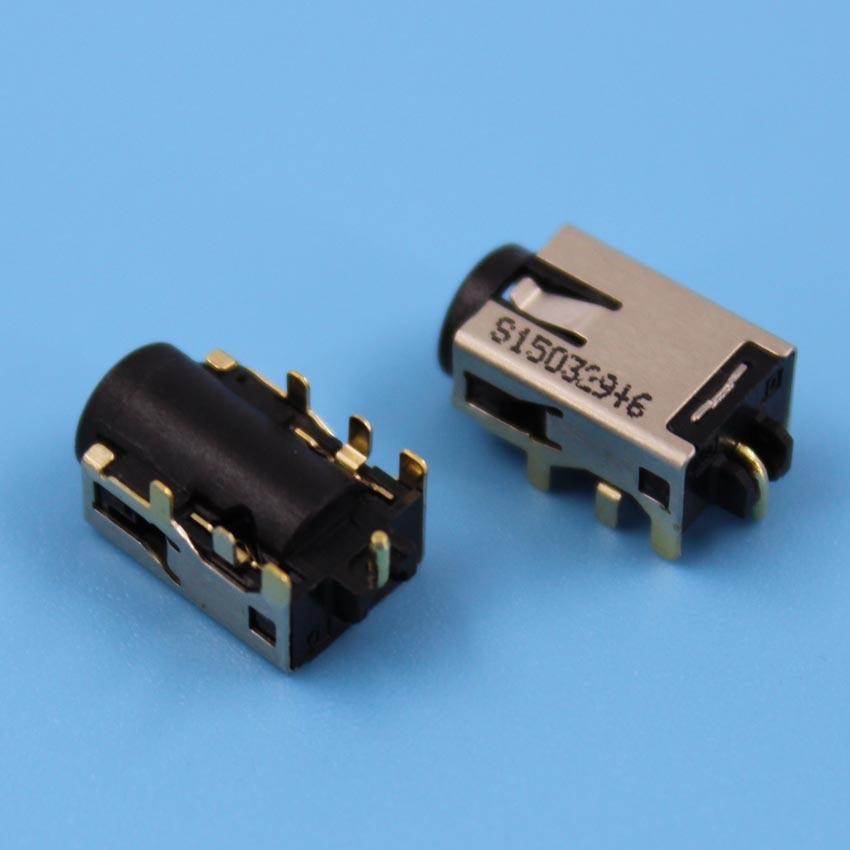DC Jack For Asus VivoBook UX21A UX42 UX52VS UX31V U38D UX32 UX32A UX32V UX32VD UX32E X201E X202E Series Power Charging Connector