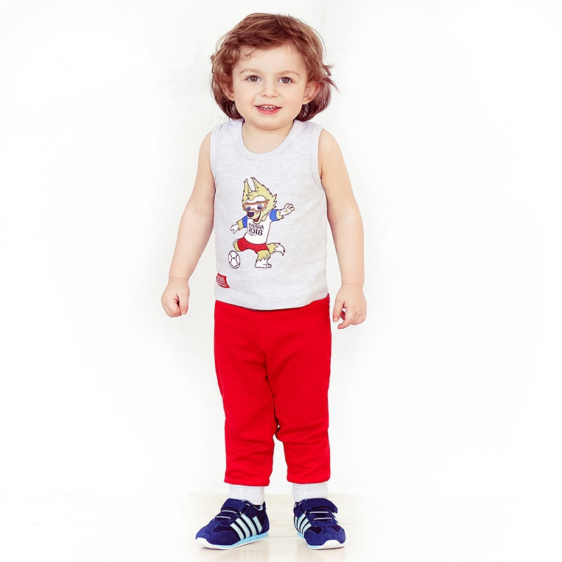 Tanks & Camisoles FIFA WORLD CUP RUSSIA 2018 for boys and girls F1-25 Underwear Kids Baby T shirt Children clothes брелок 2018 fifa world cup russia™ 2018 fifa world cup russia™ fi029duabyl9