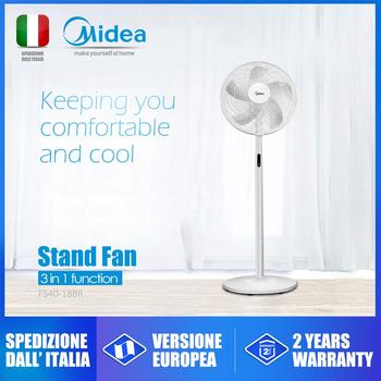 Midea Stand Fan 3 in 1, FS40-18BR, Shipped from Italy