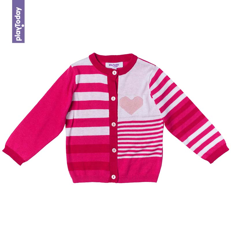 Sweaters PLAYTODAY for girls 178006 Children clothes kids clothes sweaters playtoday for girls 378063 children clothes kids clothes