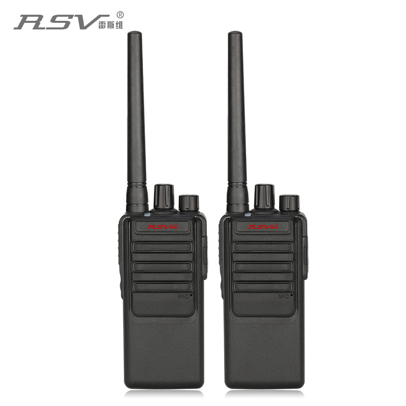 RSV A-18P 4pcs Talkie Walkie Portable Radio UHF 400-470 MHz 5 W 16CH Two Way Radio Two Way Ham Radio Communicator talkie alkie