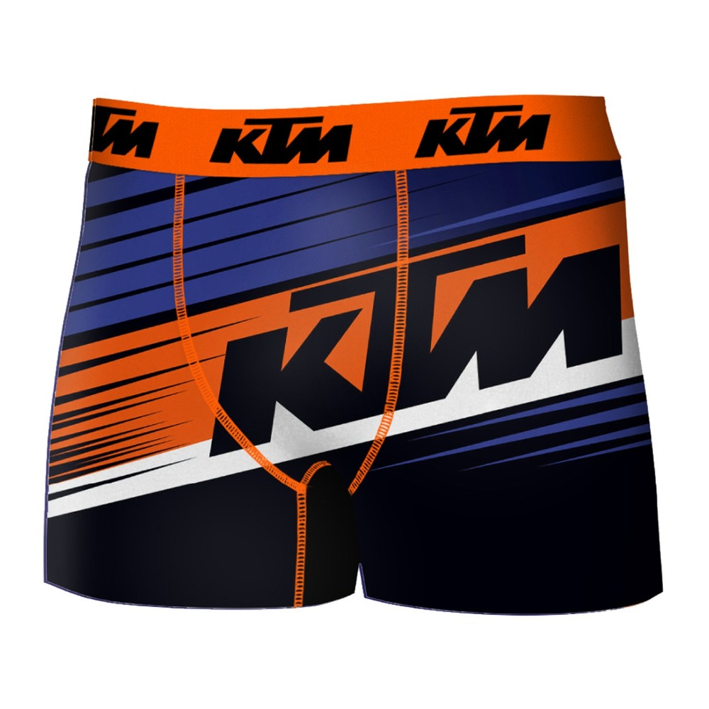 KTM boxer surprise pack of 5 or 10 units in various colors for men-5