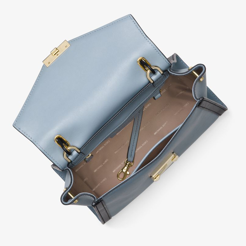 c0eac89304be FSO- Michael kors Official MK Women shoulder Bag Fashion Women hand bag  Handbags Whitney Medium Leather Satchel