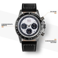MDC Daytona Luminous Chronograph Watch - Relogio Masculino 5