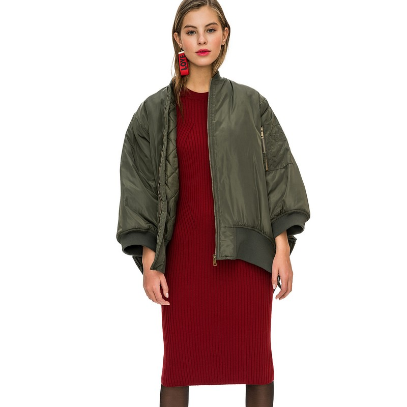 Jackets jacket befree for female  coat long sleeve women clothes apparel  spring 1811333131-13  TmallFS fashionable turn down collar belt tie up long sleeve trench coat for women
