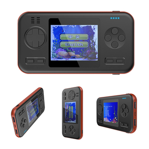 Image 2 - Handheld Game Console Retro Gaming Machine with 8000mAh Power Bank Buil in 416 Classic Games Game Playing Toys