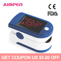 Digital Finger Pulse Oximeter Blood Oxygen a Finger SPO2 PR PI Oximetro de dedo Portable Oximeter Health Care Drop Shipping