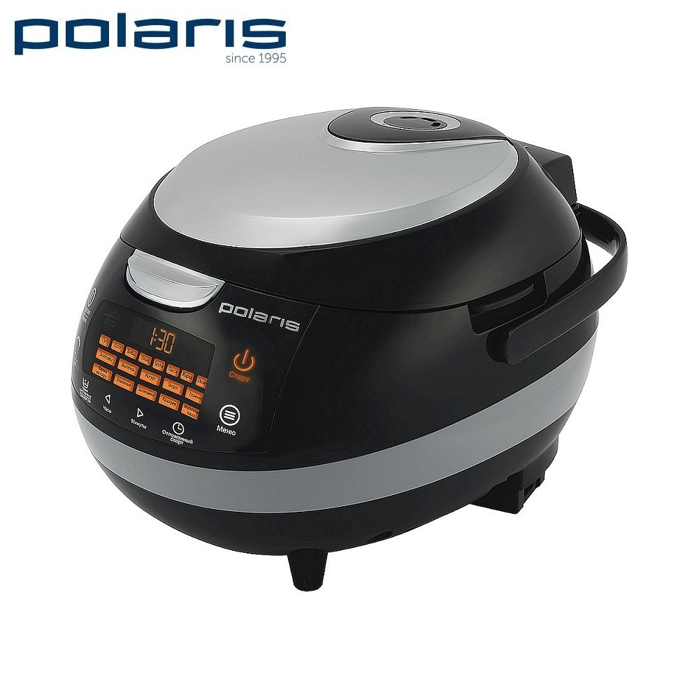 Multivarka Polaris PMC 0566D Multivarki Pressure Cooker Electric casserole Household appliances for kitchen Multi Cookers slow cooker kt 205 power 120w multivarka electric multivarki pressure cooker electric casserole household appliances for kitchen