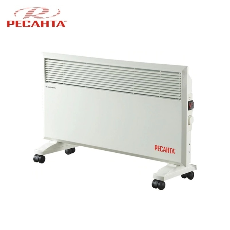 Convector RESANTA OK-1700 Heating device Electroconvector Forced convection heater Wall-hung convector Mechanical converter convector resanta ok 1000