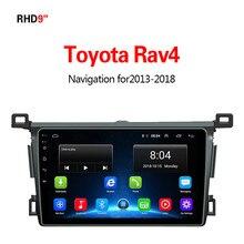 Lionet gps навигация для автомобиля Toyota RAV4 2013- 9 дюймов RT1018X