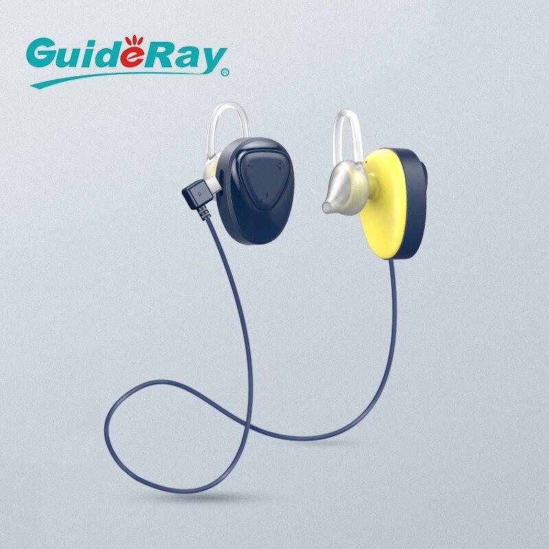 Bluetooth Casque Sans Fil écouteurs In Ear écouteurs Amovible Câble