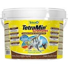TetraMin Granules корм для всех видов рыб в гранулах 10 л(ведро