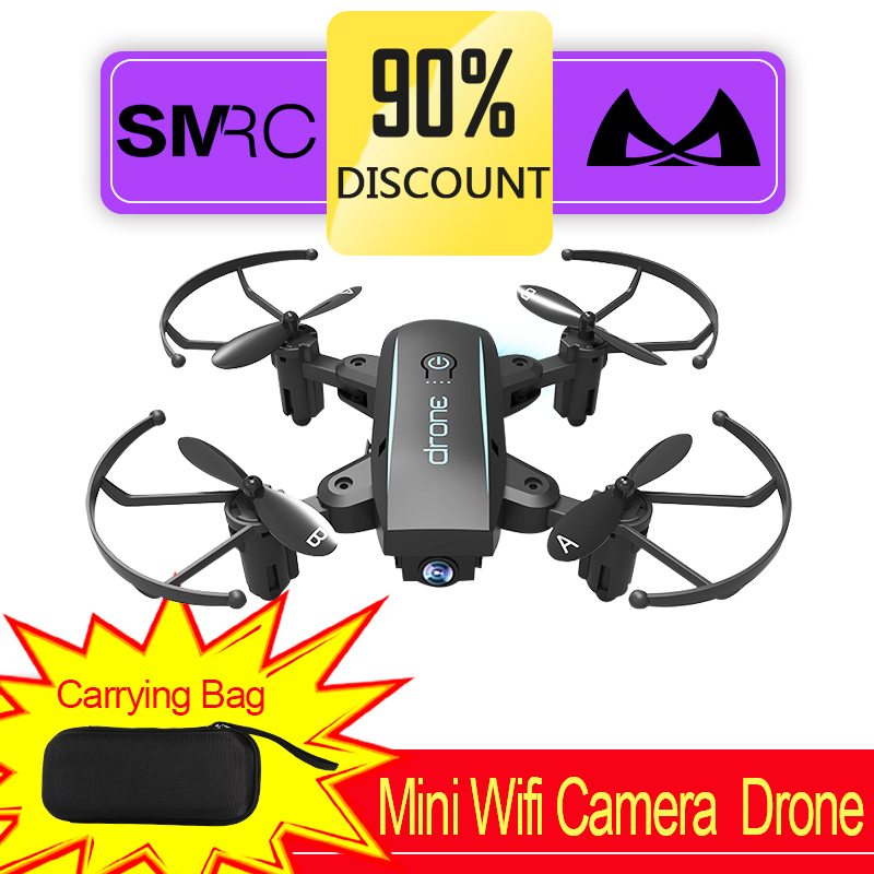 SMRC 1601 mini remote control drone with camera profissional fpv wifi quadrocopter rc Helicopter toys for children birthday gift smart toys for boy children birthday gift mini remote control drone with camera profissional fpv wifi quadrocopter rc helicopter