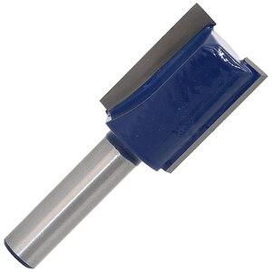 Image 3 - 1 pièce 8mm tige haute qualité droite/Dado routeur jeu de forets diamètre bois outil de coupe