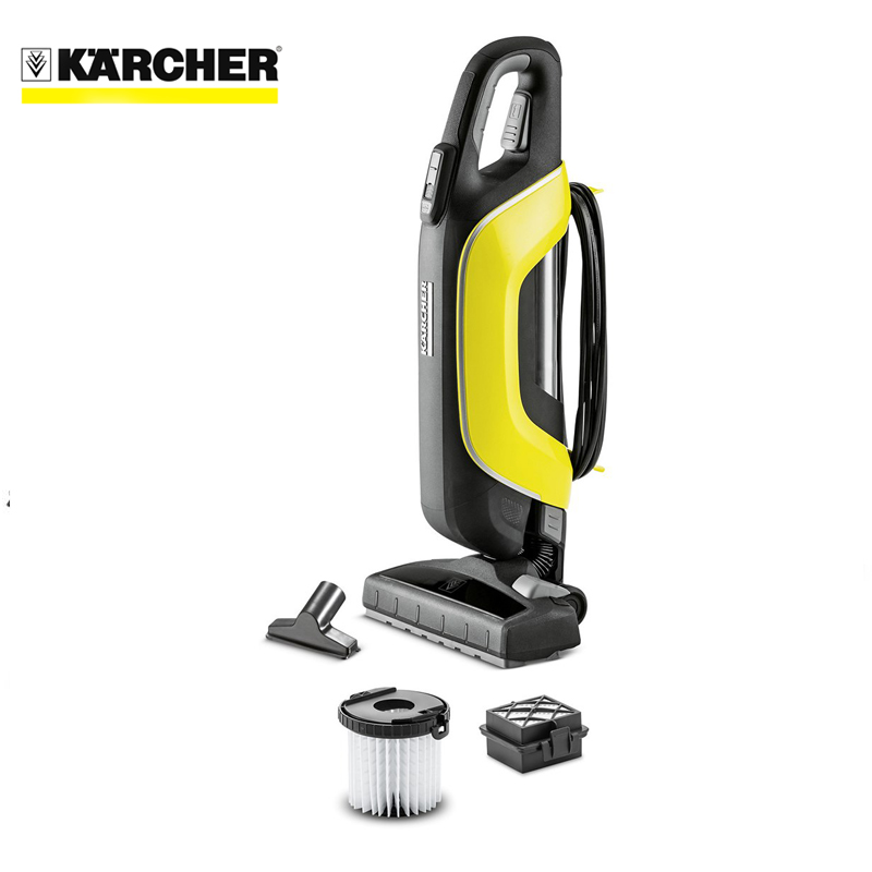 The electric vacuum cleaner Karcher VC 5 *RU vacuum cleaner cat dog pet tool grooming brush accessories for dyson vacuum cleaner pet exclusive removal of mite brush head