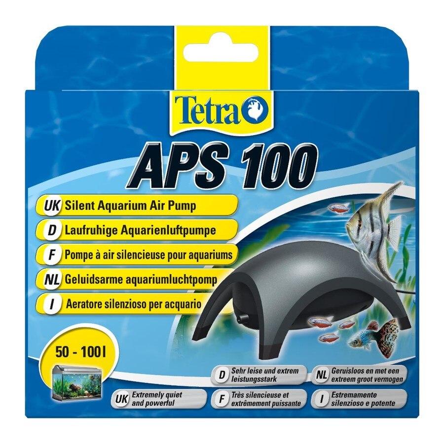 Compressor for aquariums Tetra APS-100 for aquariums up to 100 liters natural reef aquariums