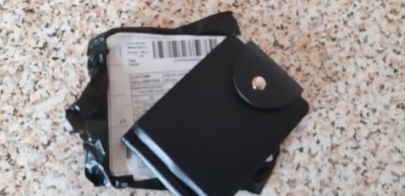 KUDIAN BEAR Rfid Men Wallet Short Money Clip Wallet Metal Leather Slim Male Card Organizer Minimalist Carteras Hombre BID249PM49 photo review