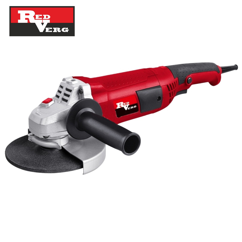 Angle grinder RedVerg RD-AG170-180S free shipping new mbb200gs6a module