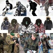 """Премиум """"SouthPlay"""" Зимний Сезон Водонепроницаемый 10000 мм согревающие лыжные и сноубордические военные куртки"""