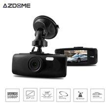 Azdome G1WHT Generalplus Chip Coche Cámara Full HD 1080 p Coche Dvr 2.7 Pulgadas Lcd g-sensor H.264 WDR Coche Video Recorder Dash Cam H10
