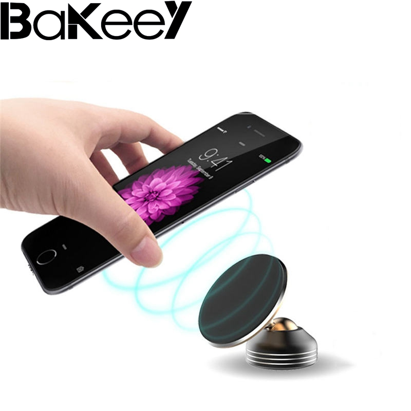 High Quality Bakeey 360 Degree Rotation For Nano Adsorption Car Holder Dashboard Wind Shield Mount Phone Stand