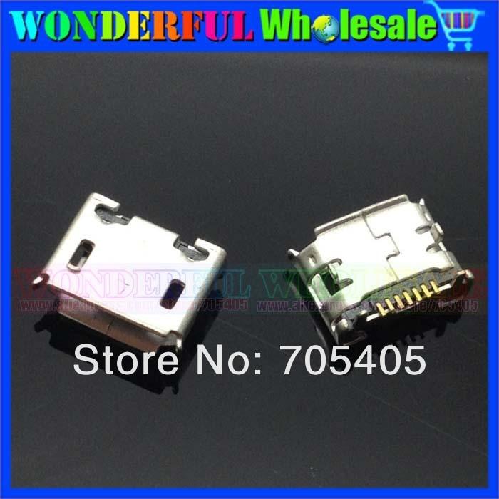 Micro USB Charging Connector Port Socket 7 pins For Samsung Galaxy S II S2 i9100