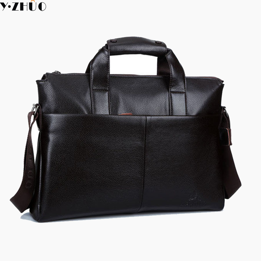 men leather briefcase genuine leather handbags tote business men messenger bags brand men shoulder Laptop crossbody bags black genuine leather bags men messenger bags tote men s crossbody shoulder bags laptop travel bags men s handbags business briefcase