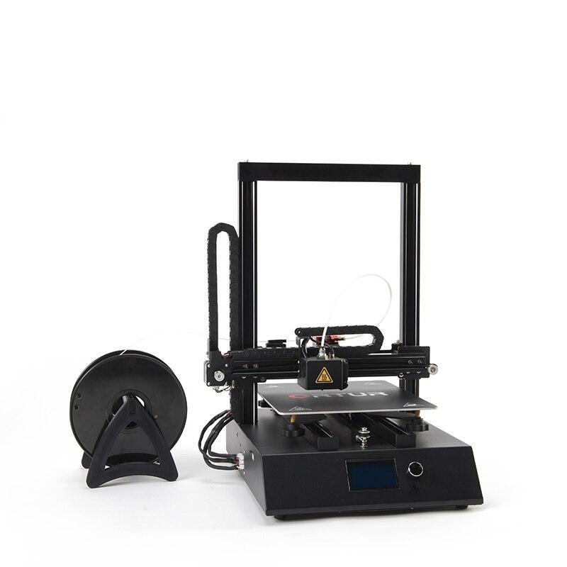 Ortur 3d принтер промышленный двойной Z ось линейная направляющая Высокая точность высокая скорость большой плюс размер 260*310*305 мм 3d принтер