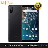"""Smartphone Xiaomi Mi A2 Lite 5,84""""(3GB RAM,32GB ROM,móvil libre,nuevo,dual SIM,batería de 4000mAh,Android One)[Versión Global]"""