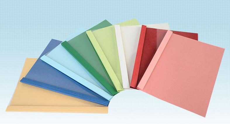 Thermal-Binding-Cover A4 10pcs/Lot 431-480pages Colored 50mm Hot