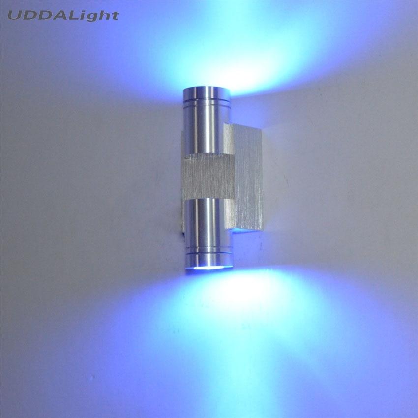 led background bedroom wall lighting decoration lamp living lights indoor bedside lamps