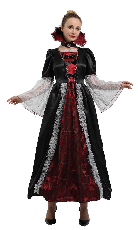 שנחאי סיפור נשים של ערפד תחפושות מכשפה מלכת קוספליי תחפושות ליל כל הקדושים