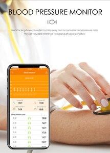 Image 5 - Accalia สมาร์ทฟิตเนสนาฬิกา Heart Rate ความดันโลหิตฟิตเนสสร้อยข้อมือ Man นาฬิกา Tracker หน้าจอขนาดใหญ่