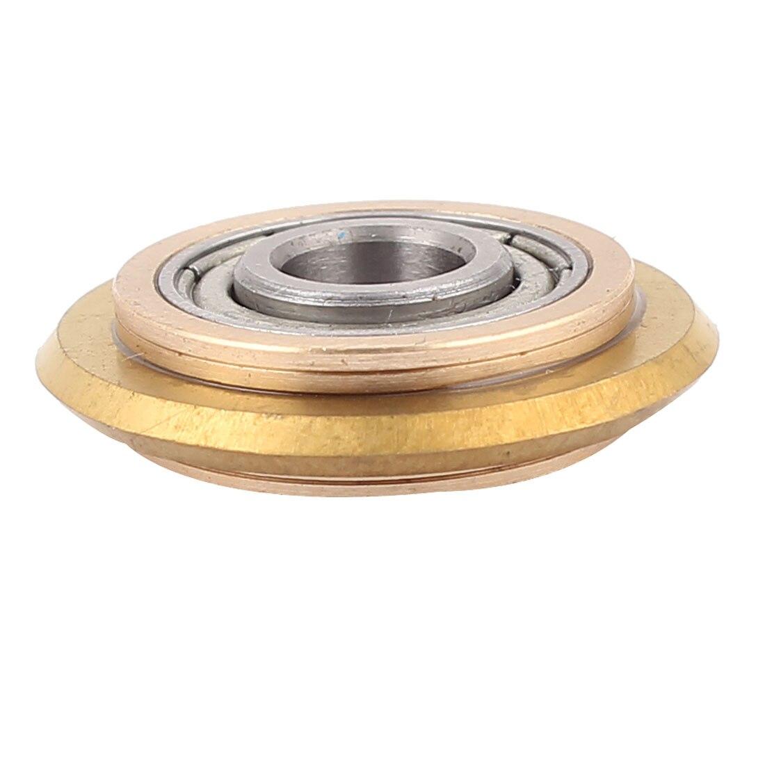 Купить uxcell титановое покрытие роторный подшипник режущее колесо