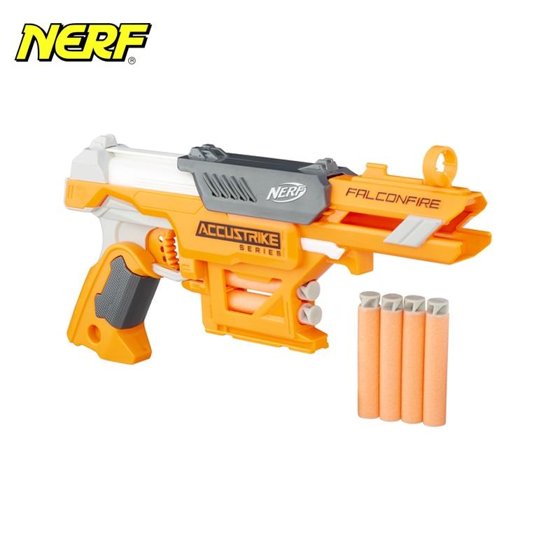 Toy Gun Falconfire Blaster Hasbro NERF N-Strike Elite Series B9839 nerf бластер n strike elite quadrant