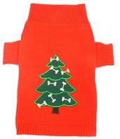Small Dog Sweater Jumper Prendas de Punto Abrigos Flamencos Del Perrito Del Animal Doméstico Ropa Para Perros Patrones de Muñeco de Nieve de Calabaza Pullover