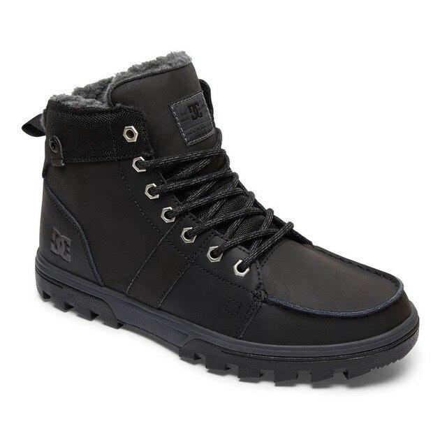 Ботинки зимние DC SHOES мужские для города и прогулок 303241-XKKS