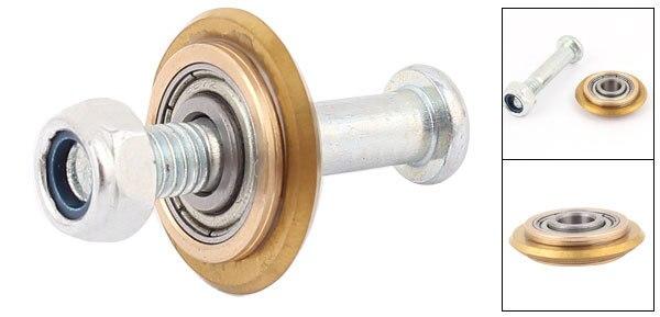 Фото uxcell титановое покрытие роторный подшипник режущее колесо