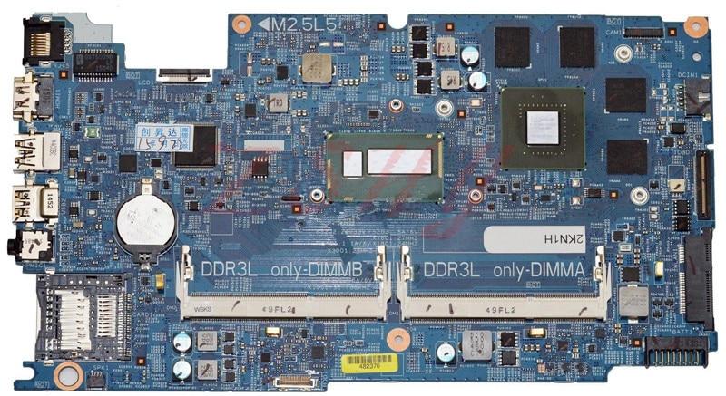 For Dell 7537 Laptop Motherboard I5 Processor CN-03V4T2 03V4T2 100% Tested