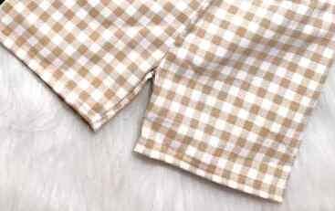 Лидер продаж, комплекты одежды с героями мультфильмов для маленьких девочек, футболка с летящими рукавами + эластичные шорты в горошек Детские комплекты из 2 предметов одежда для малышей gxj