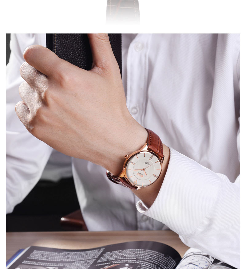 Men Gold Silver Watch Male Geneva Full Stainless Steel Quartz WristWatch Fashion Business Clock Relogio Masculino geneva heart shaped pattern male quartz watch