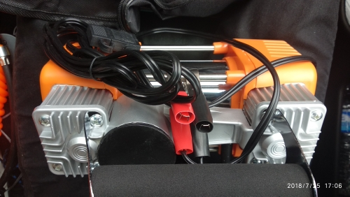 Car compressor Bort BLK-700x2