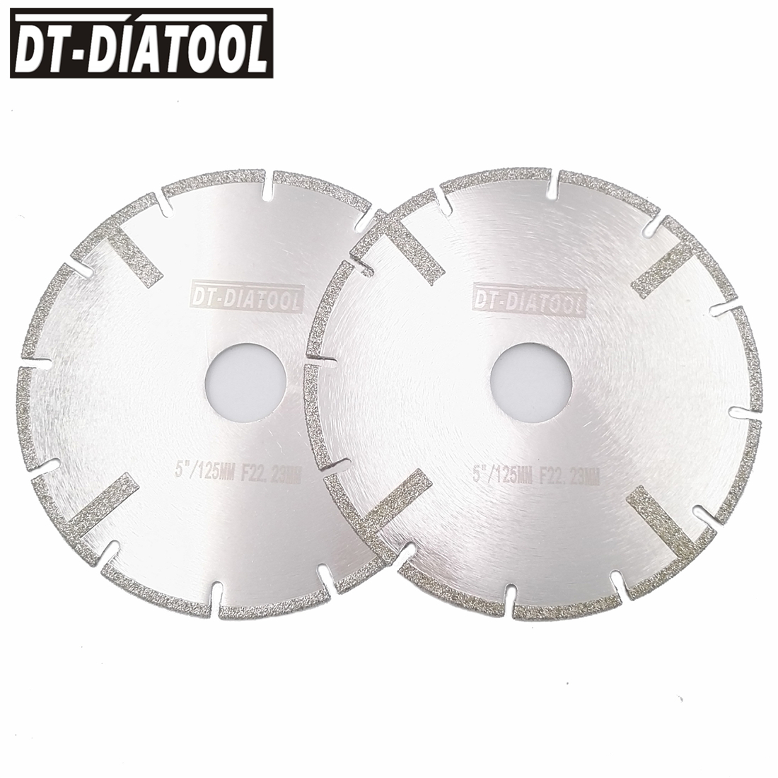 DT-DIATOOL 2pcs 5