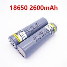 2 PCS LiitoKala Lii B4-18650 2600 mah 3.6 V Battrey For LG B4, mobile power, flashlight, audio, electronic cigarette, 'pack